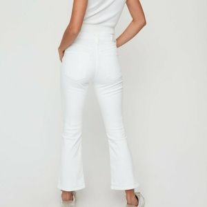 CoH Citizen of Humanity Jeans white distress BNWT